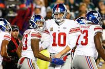 NFL Giants Manning-Beckham combo intact for Pro Bowl