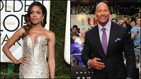 Naomie Harris to star opposite Dwayne Johnson in monster movie 'Rampage'