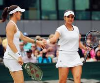 A rewind of Sania-Hingis partnership