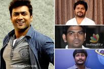 Breaking ! Suriya to act in a film before the Muthaiah project