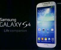 Samsung's Galaxy S4 hits 10-mn mark
