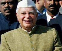 Former Uttar Pradesh CM N D Tiwari shifted to ICU, next 72 hrs 'crucial'