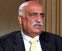 Zardari has not withdrawn decision to contest by-polls: Khurshid