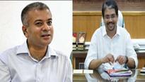 Infighting in Agri dept to the fore; Biju Prabhakar, Raju Narayanaswamy lock horns