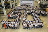 Tata-Lockheed Martin joint venture delivers 50th C-130J Super Hercules empennage