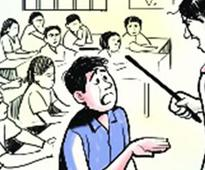 Notice to teacher, principal for beating LKG student