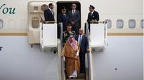 Saudi king visits Indonesia with an entourage of 1000 people, tonnes of luggage