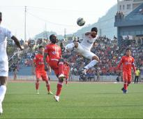 Aizawl Play Out Goal-less Draw Against Sporting Goa in Fed Cup Semis