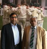 Brisla Meets Sri Lankan Cricket Officials