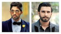 Tollywood's Allu Arjun trumps Bollywood's Ranveer Singh on social media!