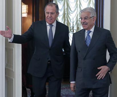India please note: Russia, Pakistan get closer