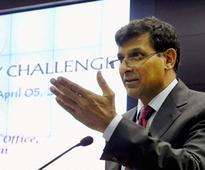 Raghuram Rajan blames 'overall economic downturn' for bad loans