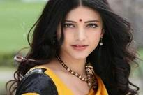 Shruti Haasan too busy for Puneeth Rajkumar?