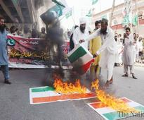 Protest bang AJK against India's reign of terror