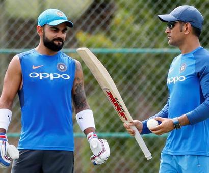 2019 World Cup: Check out Captain Kohli's plans for Dhoni
