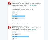 VOX POPULI: Akshay Kumar's film should be nominated for Oscars! - News