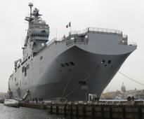 Russia denies Polish claim Egypt sold it warships for US$1
