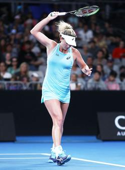 Aus Open Diary: Vandeweghe hit with $10k fine for obscene outburst