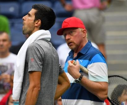 Djokovic has not worked hard enough, says Becker
