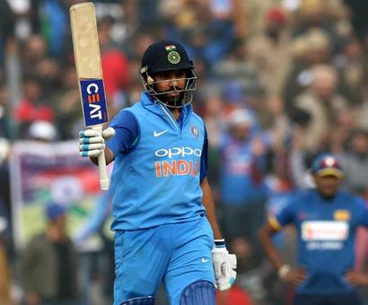 REVEALED! How Rohit manages to score double centuries in ODIs...