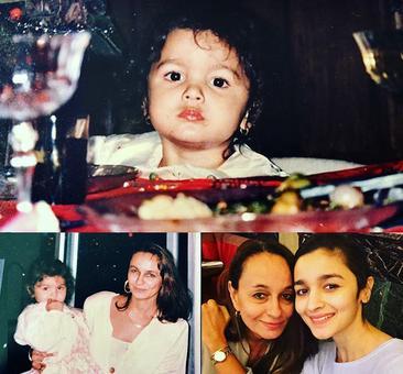 'Happy birthday, Alia,' from the Bhatts