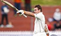 1st Test: Latham's century leads Kiwis fightback