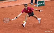 Day 12 of French Open tennis tournament