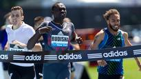 Asics replaces Adidas as main sponsor of the International Association of Athletics Federations