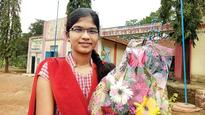 DNA CAMPAIGN | Never back down: Hearing-impaired girl scores 90.6%