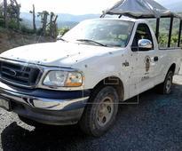 Gunmen kill 5 vigilantes in southern Mexico