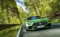 Mercedes-AMG GT R Finally Breaks Cover at Goodwood Festival of Speed