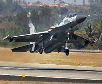 No trace of missing Sukhoi, pilots yet: IAF