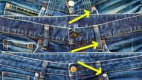 What are those little studs on jeans actually for? There is a purpose!