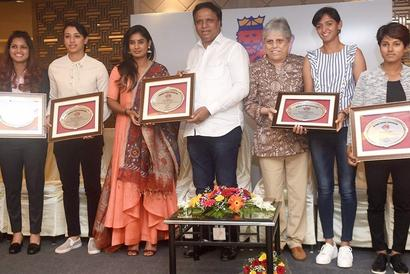 New goal for Indian women's cricket team
