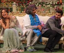 Bipasha Basu and Karan Singh Grover have fun on 'The Kapil Sharma Show' [PHOTOS + VIDEO]