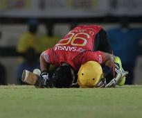 Caribbean Premier League: Umar Akmal Dents St Lucia Zouks Home Run