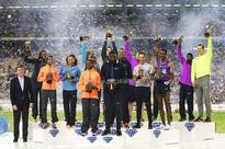 2016 IAAF Diamond League- money, points, statistics