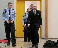 Norway court accused of violating mass killer's human rights