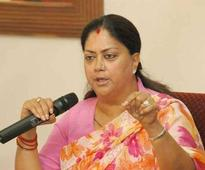 Short on cash, Vasundhara Raje government presses austerity button