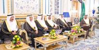 Ambassadors Take Oath before the Custodian of Two Holy Mosques