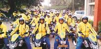Last mile boost: Registration for bike taxis or Baxis start in 4 districts of UP