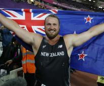 IAAF World Athletics Championships 2017: Tomas Walsh edges out Joe Kovacs to win shot put gold for New Zealand