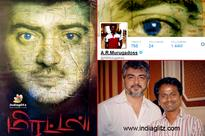 A.R.Murugadoss to revive 'Mirattal' with Ajith&#63
