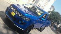 Spied: Mahindra Genio facelift spotted