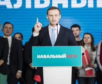 Russia election: Opponent Navalny clears first hurdle to run against Putin
