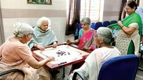 A family away from home for the senior citizens of National Capital