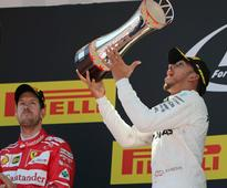 Lewis Hamilton Wins British Grand Prix; Closes In On Vettel In The Points Table
