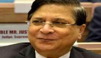 CJI Misra recuses from hearing Aircel-Maxis case