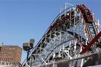 Got kidney stones? Try riding roller coasters!