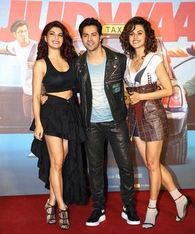 'Judwaa 2 is today's film'